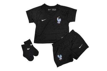 Nike France 17/18 Bébés - Kit de Foot Alterné 3ème Réplique