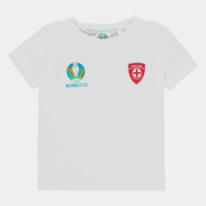 UEFA Euro 2020 England Core T Shirt Infants
