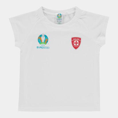 UEFA Euro 2020 England Poly T Shirt Infants