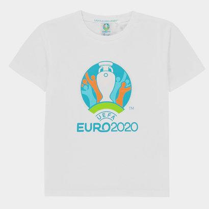 UEFA Euro 2020 Stadium Tee Juniors