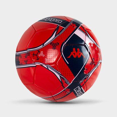 Kappa Donato, Pack de 24 Ballons de Football Rouge