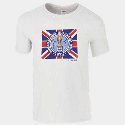 FIFA Eng 1966 Logo T Shirt Mens