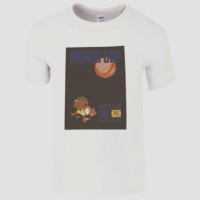 FIFA Eng 1966 Poster T Shirt Mens