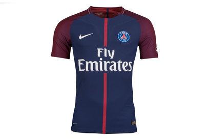 Nike Paris Saint-Germain 17/18 - Maillot de Foot Domicile Joueurs