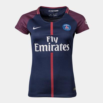 Nike Paris Saint-Germain 17/18 Femmes - Maillot de Foot Réplique Domicile