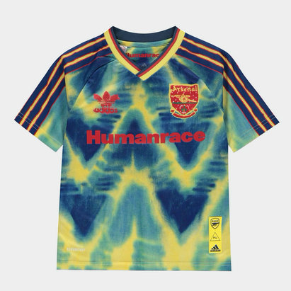 adidas Arsenal Humanrace FC Shirt Junior