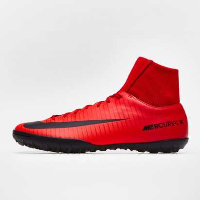 innovative design df704 55e5e Nike MercurialX Victory VI Dynamic Fit TF - Chaussures De Foot