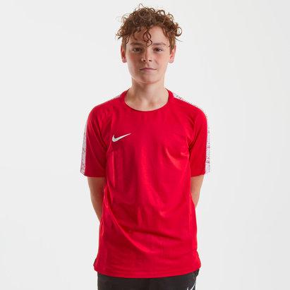 Nike Breathe Squad - T-Shirt De Foot Enfants