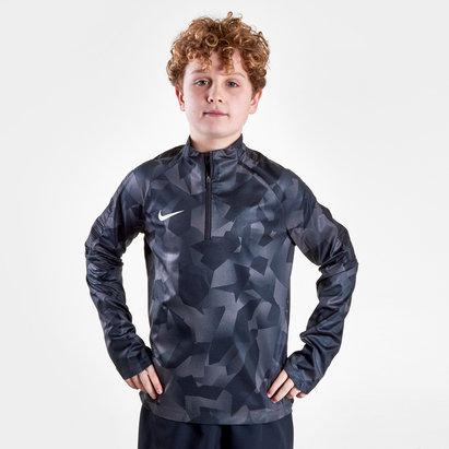 Nike Shield Squad - Maillot D'échauffement Enfants