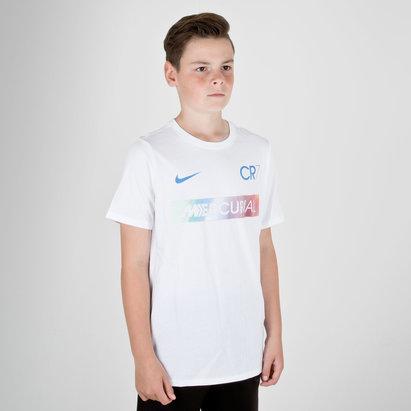 Nike Ronaldo CR7 Dry Fit - Maillot De Foot Enfants
