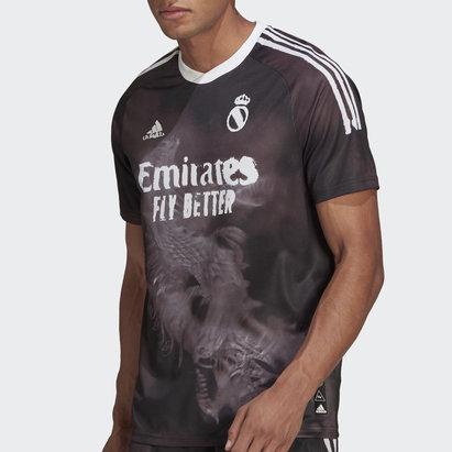 adidas Real Madrid Humanrace FC Shirt