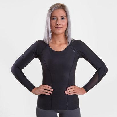 SKINS DNAmic Femmes - Haut de Compression M/L