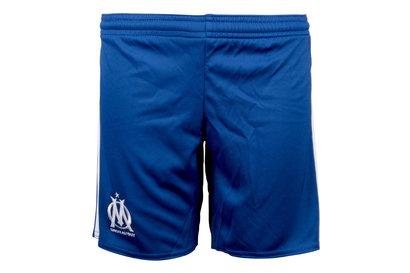 adidas Olympique Marseille 17/18 Adolescents - Short de Foot Extérieur