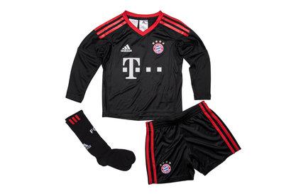 adidas Bayern Munich 17/18 Petits Enfants - Kit de Gardien de But Domicile
