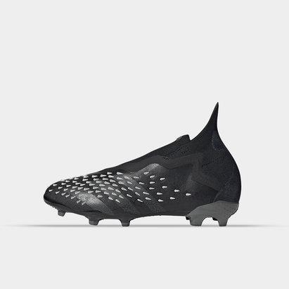 adidas Predator Freak + Junior FG Football Boots