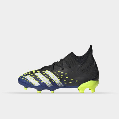 adidas Predator Freak .1 Childrens FG Football Boots
