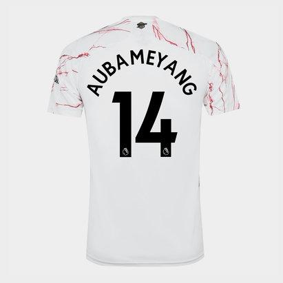 adidas Arsenal Auba Away Shirt 20/21 Mens