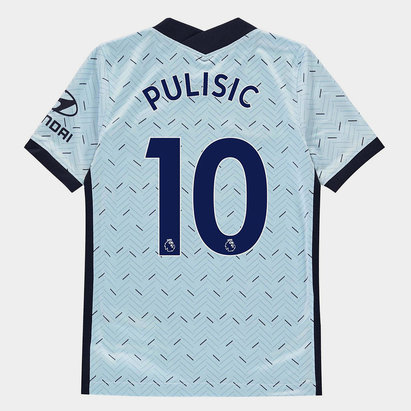 Nike Chelsea Christian Pulisic Away Shirt 20/21 Kids