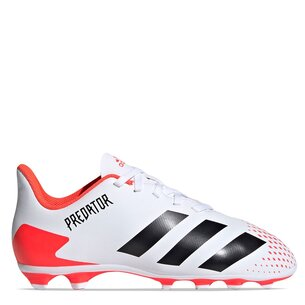 adidas Predator 20.4 Firm Ground Football Boots Child Boys