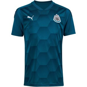 Puma Newcaslte United Home Goalkeeper Shirt 20/21 Kids