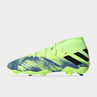 adidas 19.3 Firm Ground Football Boots Junior Boys