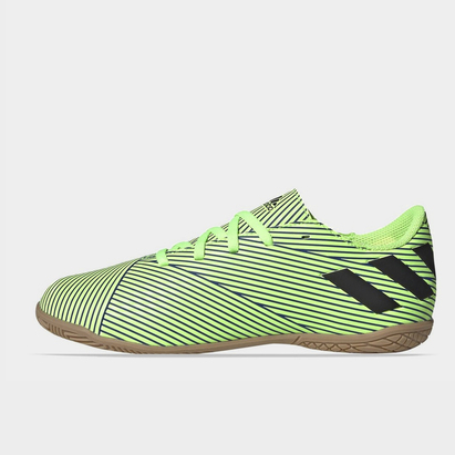 adidas Nemeziz 19.4 Junior Indoor Football Trainers