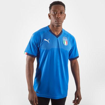 Puma Italie 2018 - Maillot de Foot Réplique Domicile