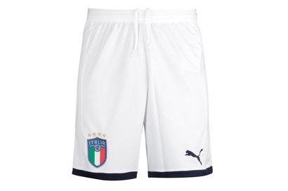 Puma Italie 17/18 - Short de Foot Réplique Domicile