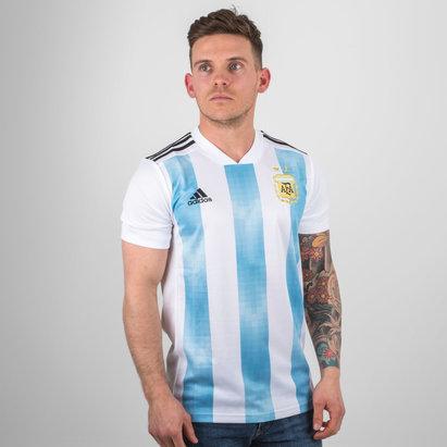 adidas Argentine 2018 - Maillot de Foot Domicile