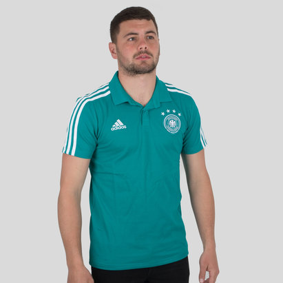 adidas Allemagne 2018 - Polo de Foot Climalite