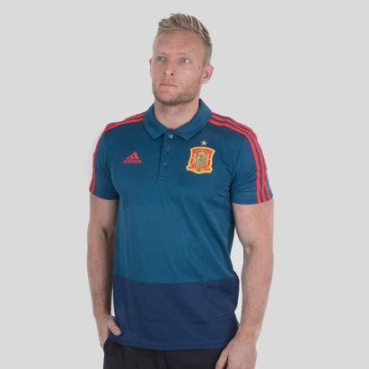 adidas Espagne 2018 - Polo de Foot Climalite