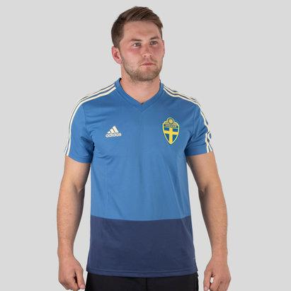 adidas Suède 2018 - Maillot Entraînement de Foot
