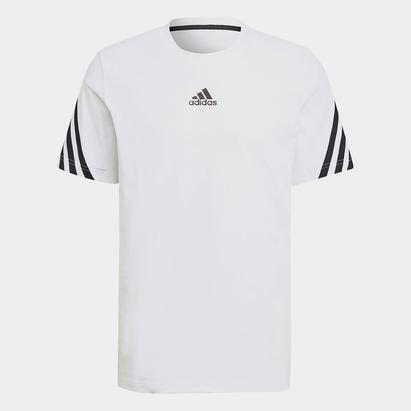 adidas 3S Tape T Shirt Mens