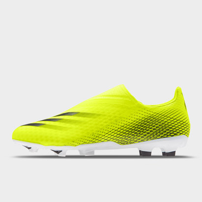 adidas X Ghosted .3 Laceless FG Football Boots