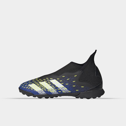 adidas Predator .3 Junior Laceless Astro Turf Trainers