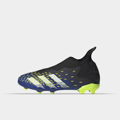 adidas Predator Freak .3 Laceless Junior FG Football Boots