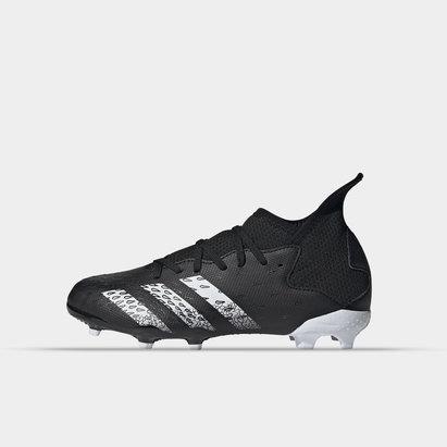 adidas Predator .3 Childrens FG Football Boots