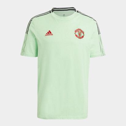adidas Manchester United T-Shirt Mens