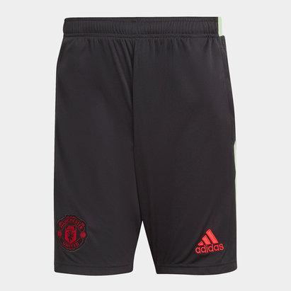 adidas Manchester United Training Shorts 2021 Mens