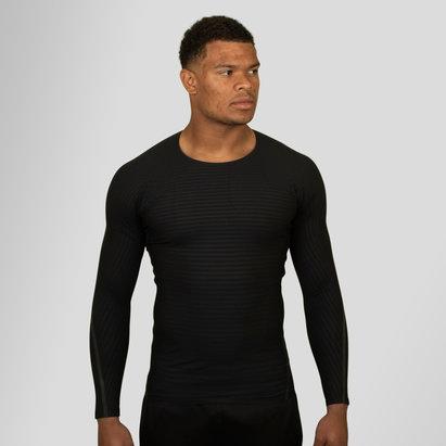 adidas Alphasking 360 Climachill - T-Shirt de Compression M/L