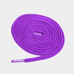 Mr Lacy Lacets de Football Performance Hydrophobic Violet