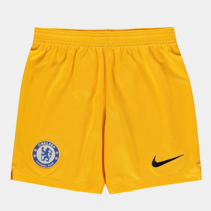 Nike Chelsea FC Goalkeeper Shorts Junior Boys