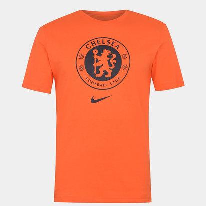 Nike Chelsea Crest T Shirt Mens
