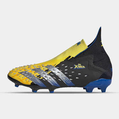 adidas Marvel Predator Freak + Junior FG Football Boots