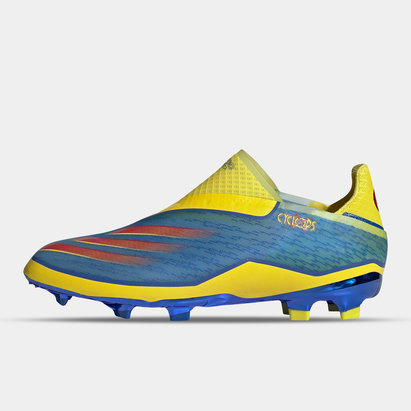 adidas X Ghosted+ Junior FG Football Boots