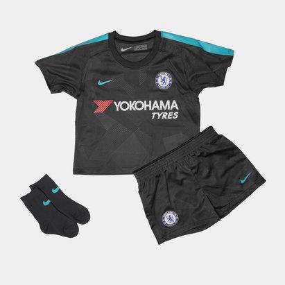 Nike Chelsea FC 17/18 - Kit de Foot 3ème Bébés