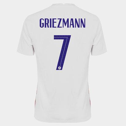 Nike France Antoine Griezmann Away Shirt 2020
