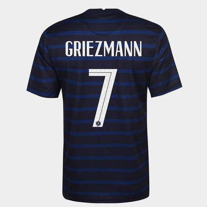 Nike France Antoine Griezmann Home Shirt 2020 Junior