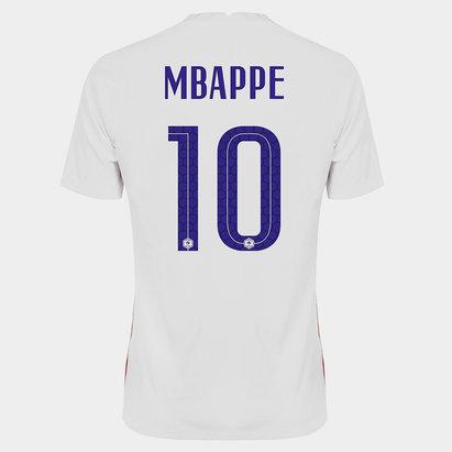 Nike France Kylian Mbappe Away Shirt 2020