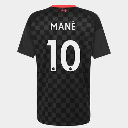 Nike Liverpool Sadio Mane Third Shirt 2020 2021